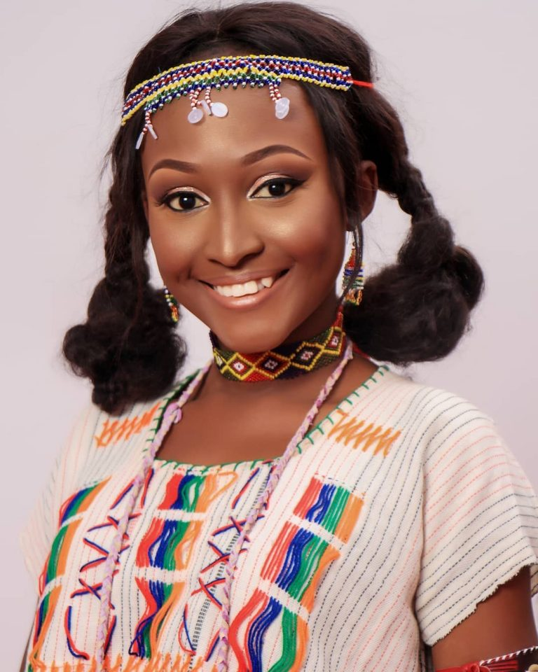 Meet The Winner Of Miss Nigeria 2017, Peace Mildred Ehiguese