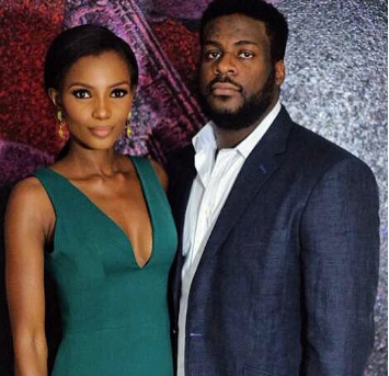 Face Of Agbani Darego's Husband Has Been Unveiled And This Is What He Looks Like