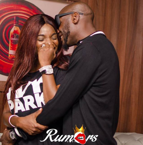TuFace And Annie Idibia Oozes Chemistry In Beautiful Loved Up Photos