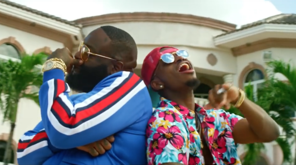 VIDEO: Diamond Platnumz ft. Rick Ross – Waka