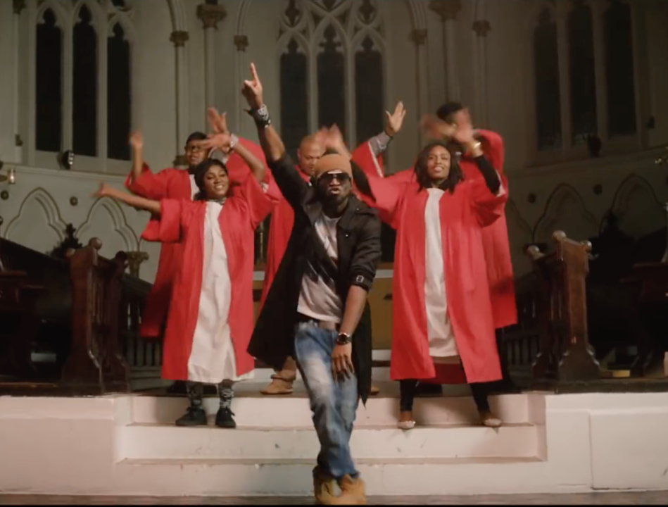 VIDEO: Rudeboy (P-Square) – Fire Fire