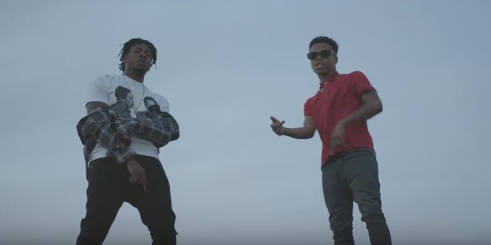 VIDEO: Nasty C & Runtown – Said