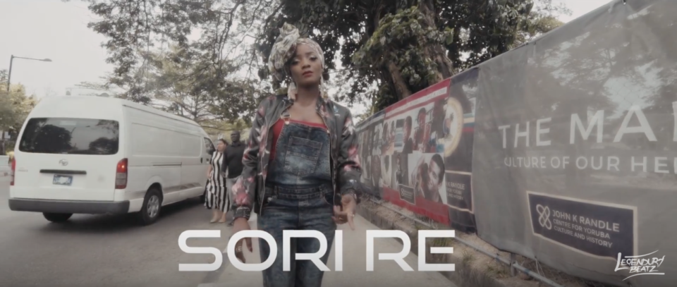 VIDEO: Legendury Beatz ft. Simi – Sori Re