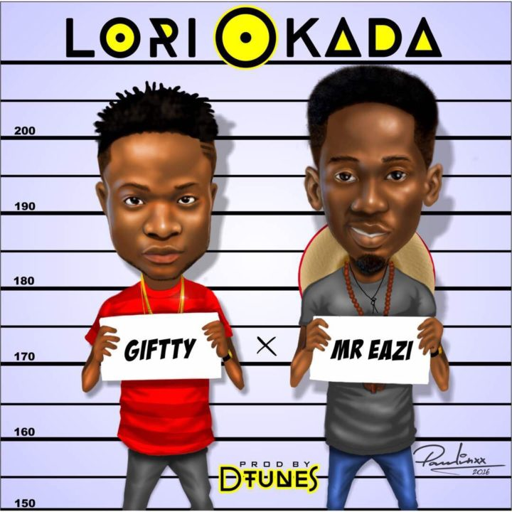 VIDEO: Giftty X Mr Eazi – Lori Okada
