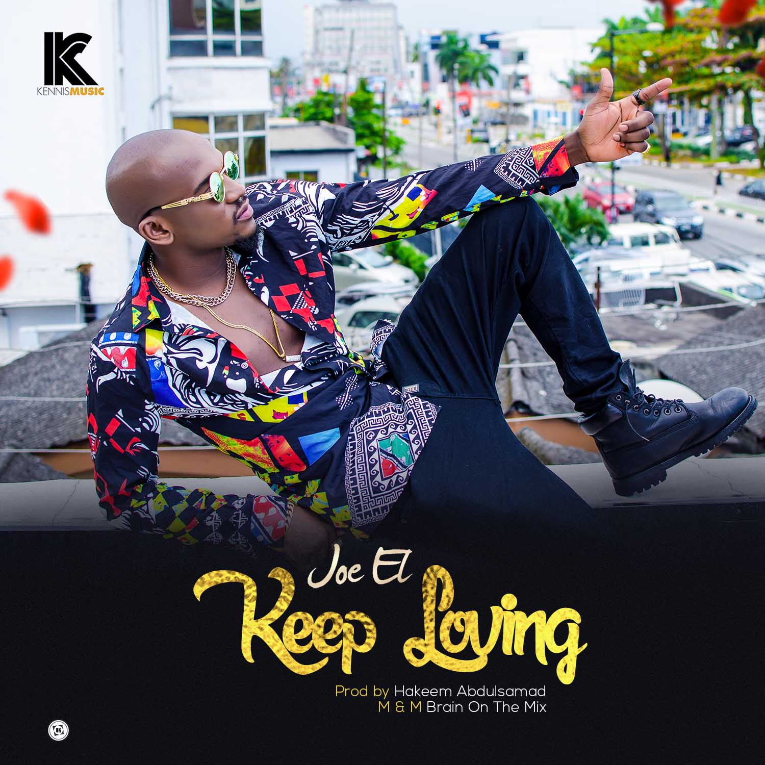 VIDEO: Joe El – Keep Loving (Dir. Paul Gambit)
