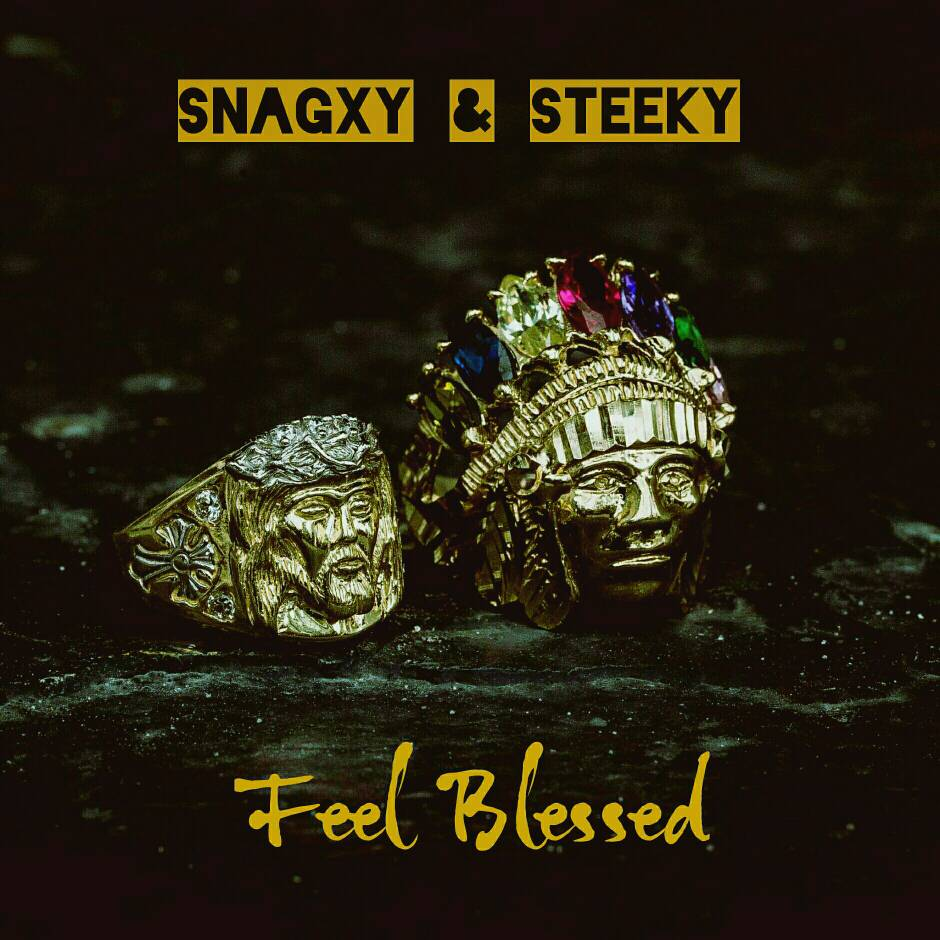 Music: Snagxy Ft. Steeky – Feel Blessed