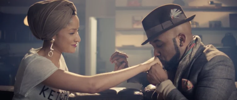 Adesua Etomi and Banky W love story