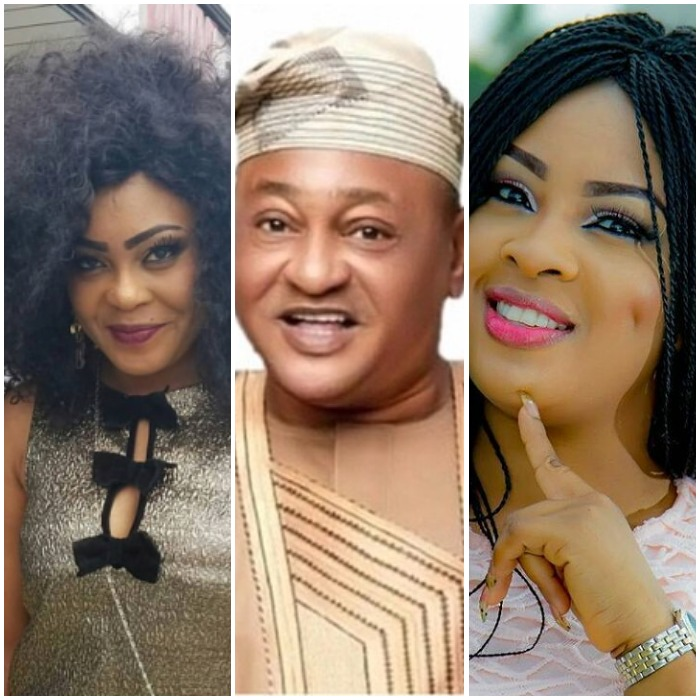 The Kosoko Girls Heap Praises On Their Father, Jide Kosoko On 64th Birthday