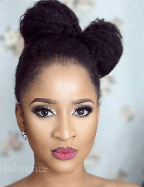 Here's Why Adesua Etomi Looks Younger Than Her Age