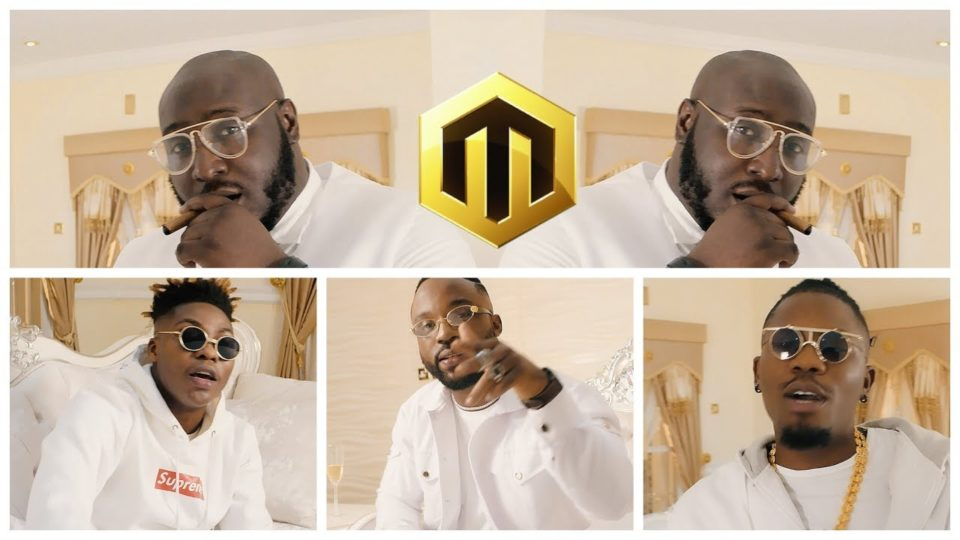 VIDEO: DJ Big N ft. Reekado Banks, Iyanya & Ycee – The Trilogy