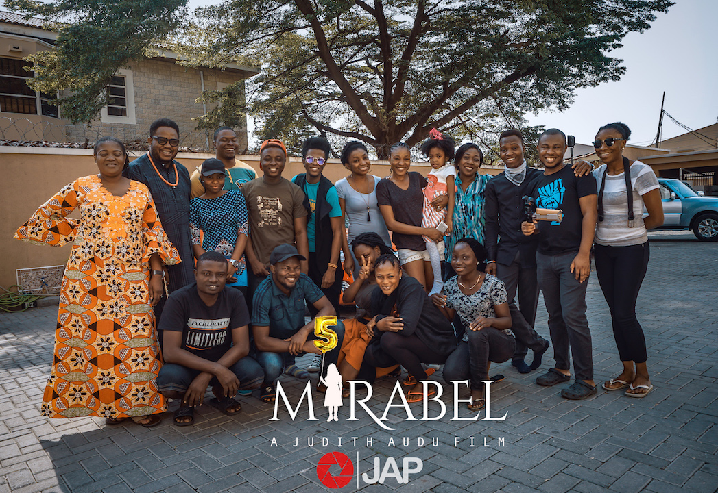 Judith Audu starts 2018 with a Bang! Makes directorial debut with 'Mirabel'