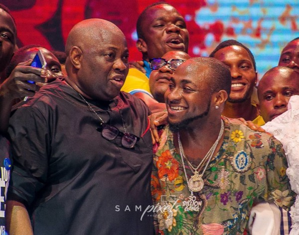 Dele Momodu Has This To Say About His Battle With Davido