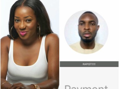 Drama Continues As Taxify Driver Takes Legal Action Against Actress, Dorcas Shola Fapson