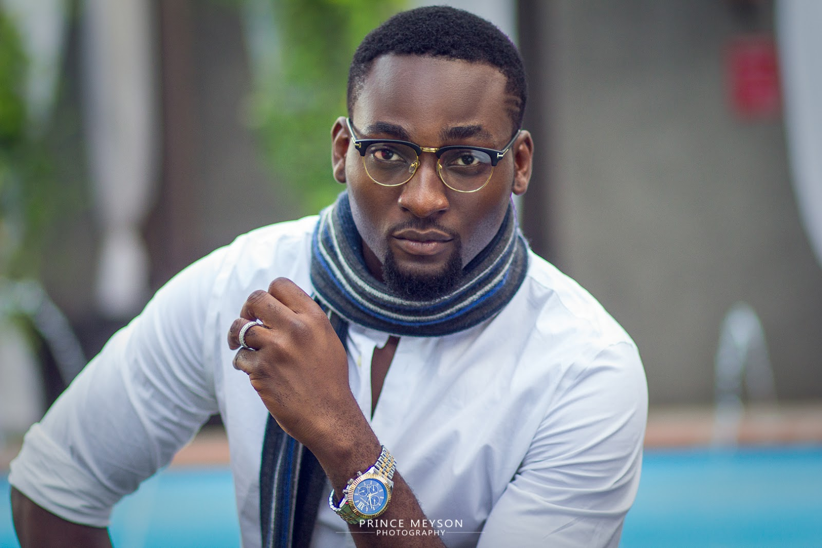 Gbenro Ajibade Is The Latest Payporte Fashion Ambassador