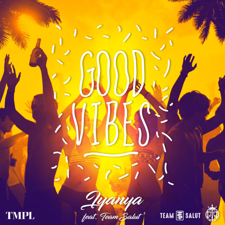 VIDEO: Iyanya ft. Team Salut – Good Vibes