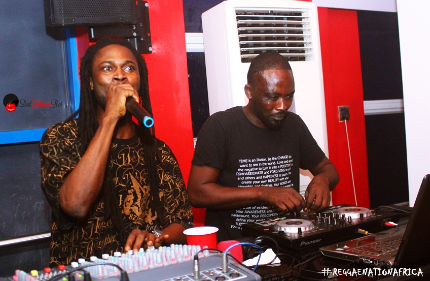See Photos: JamRock session with Prince Osito, Hosted by Reggaenation Africa