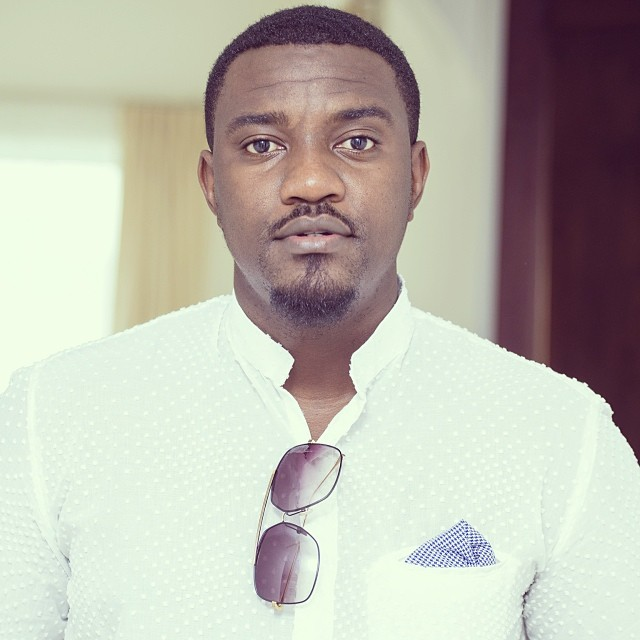 Actor, John Dumelo Is Engaged