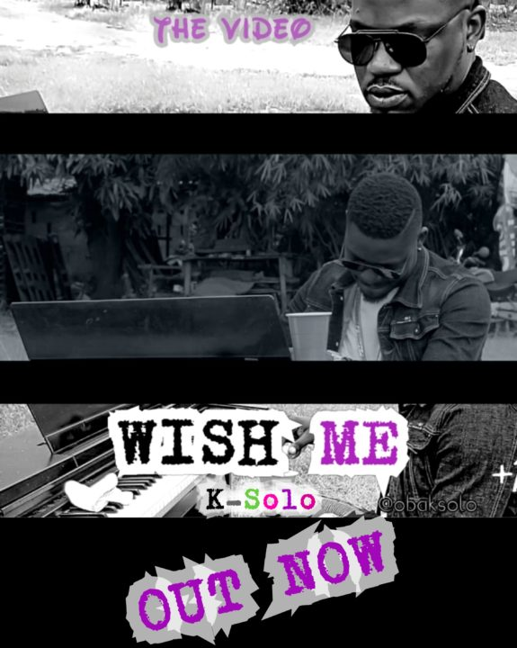 VIDEO: K-Solo – Wish Me