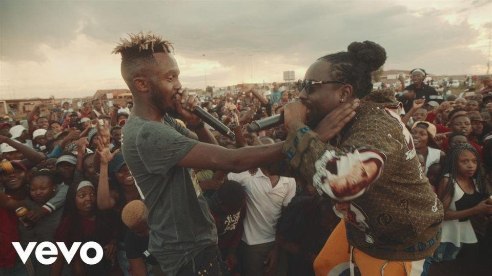 VIDEO: Kwesta – Spirit ft. Wale