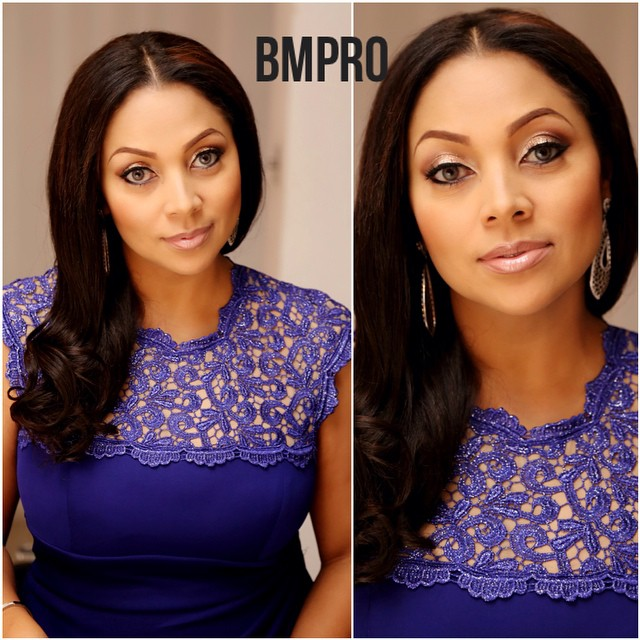 Peter Okoye's Wife, Lola Comes Under Fire For Smoking In Public