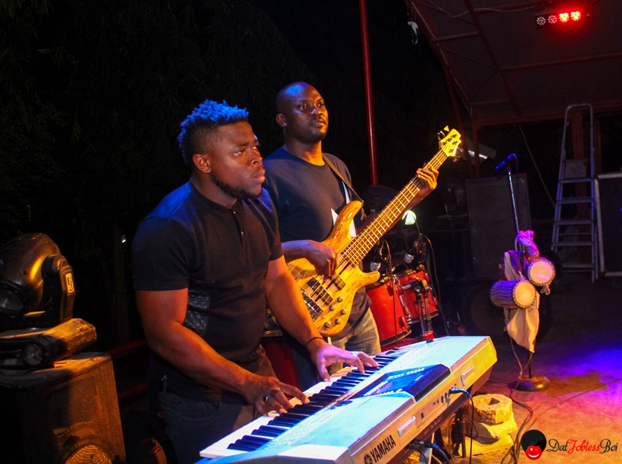 Check Out Moments from The New Year Jazz Party With Olujazz