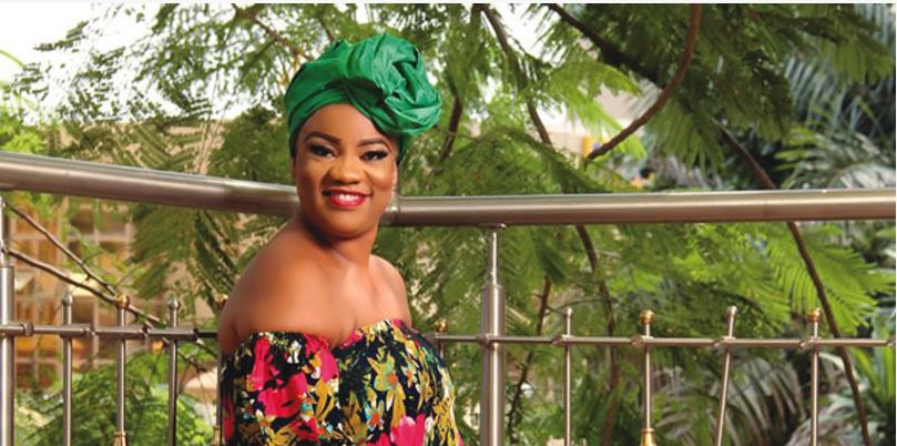 Opeyemi Aiyeola's Husband Finally Permits Her To Resume Acting And She's Excited