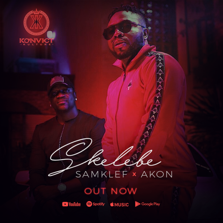 VIDEO: Samklef ft. Akon – Skelebe