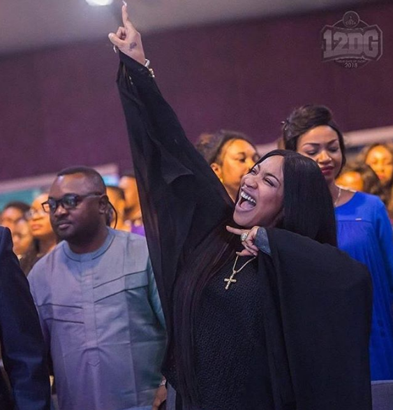 Tonto Dikeh Responds To Churchill's Lawsuit To Stop Her Reality Show