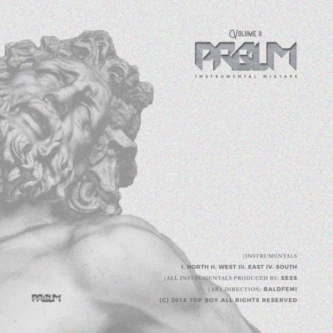 EP: Sess The PRBLM Kid – The PRBLM Free Instrumental Mixtape (Vol. 2)