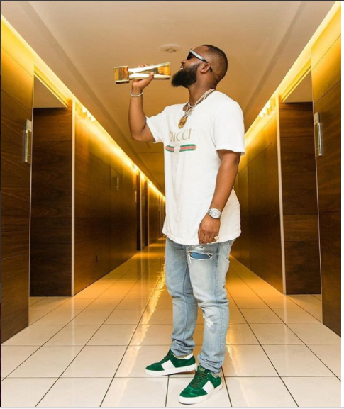 """I see myself as the hottest rapper in Africa…"" Cassper Nyovest"