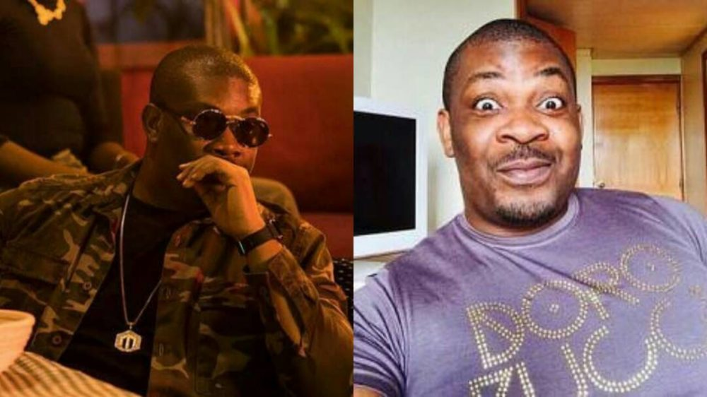 This Is The Only Form Of Exercise Don Jazzy Knows How To Do