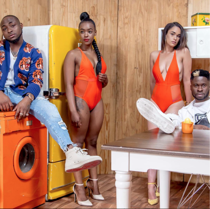 VIDEO: DJ ECool ft. Davido – Ada