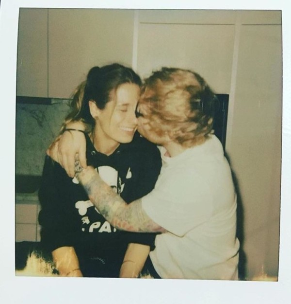 Ed Sheeran Gets Engaged And He's Over The Moon