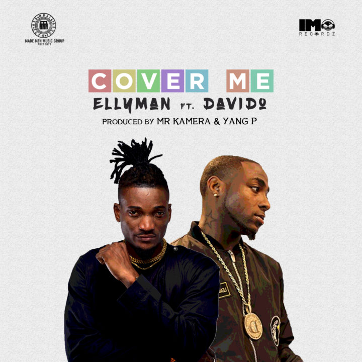 VIDEO: Ellyman ft. Davido – Cover Me