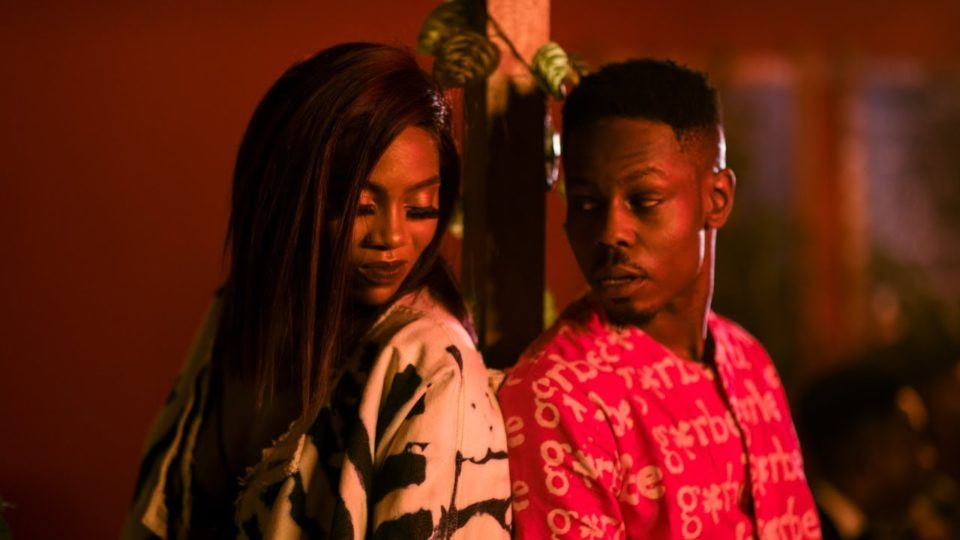 VIDEO: Ladipoe ft. Tiwa Savage – Are You Down