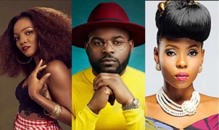 Watch Falz Finally Make A Choice Between Simi And Yemi Alade