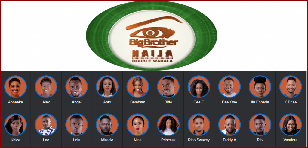 BB Naija 2018: All The Things That Happened During The First Truth Or Dare Game