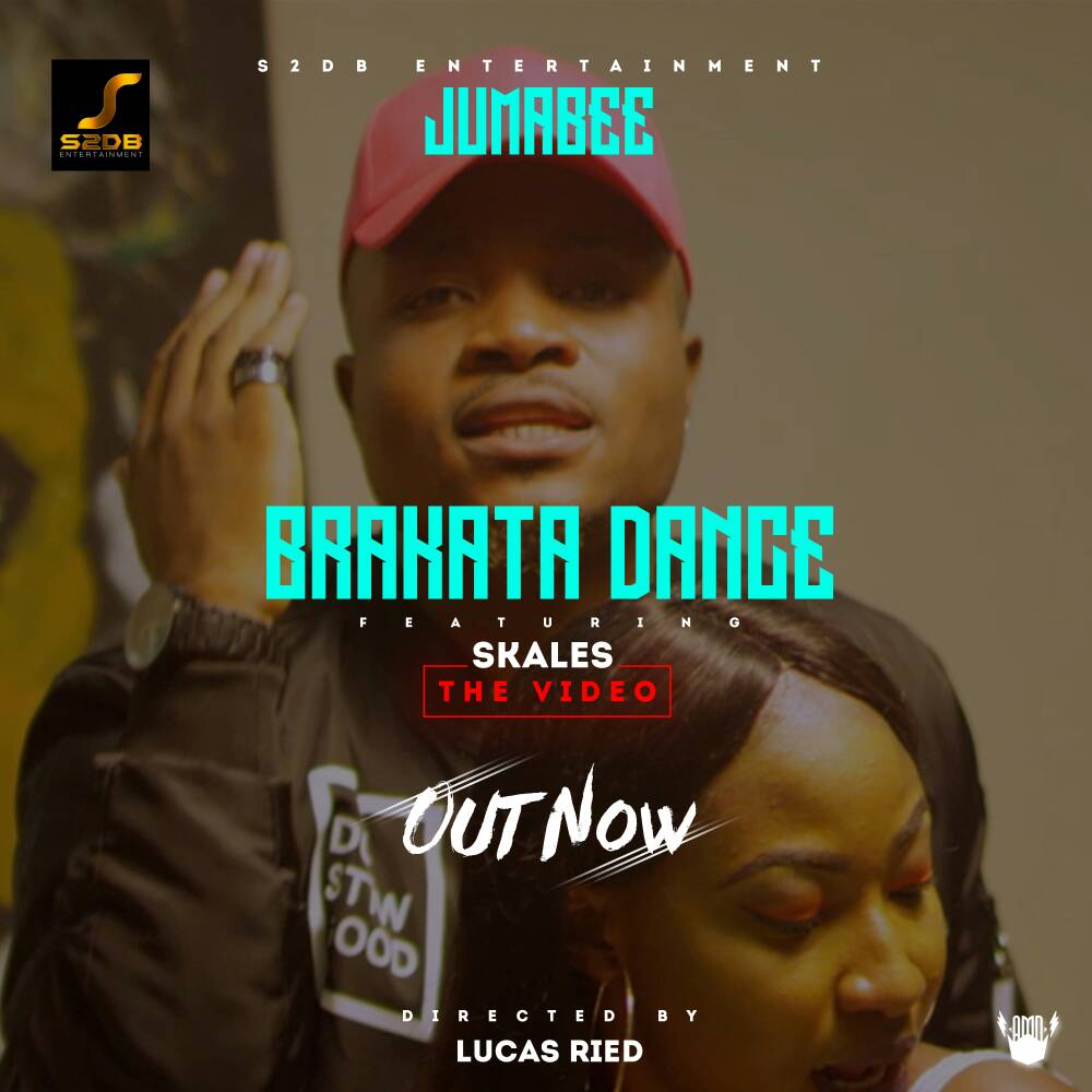 Video Premiere: JUMABEE X SKALES – BRAKATA DANCE