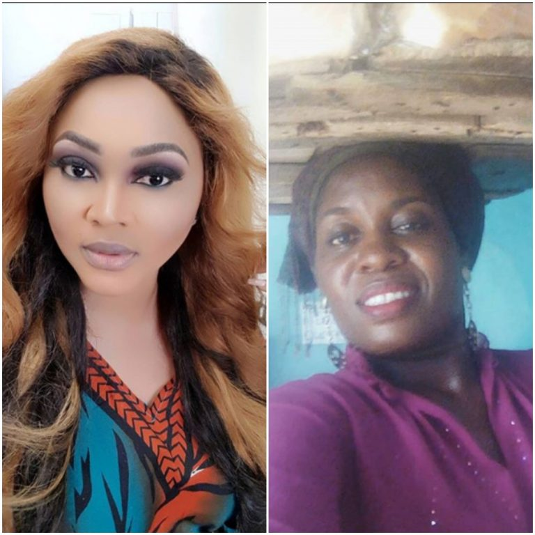 This Is What Happened Between Actress Mercy Aigbe And A Bread Seller
