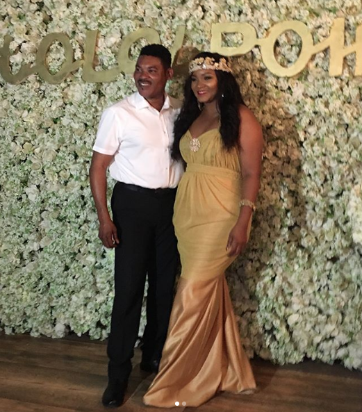 Photos From Omotola Jalade Ekeinde's Couple's Retreat Event
