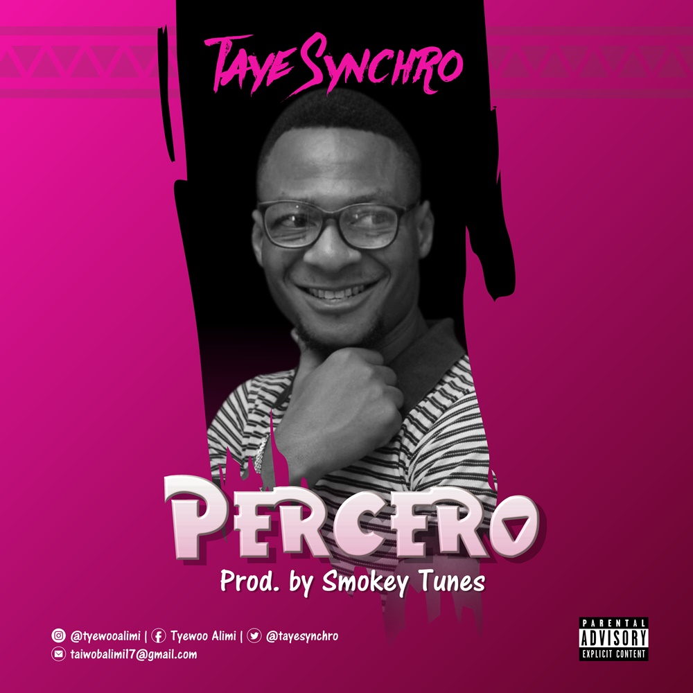 Premiere: Taye Synchro – Percero