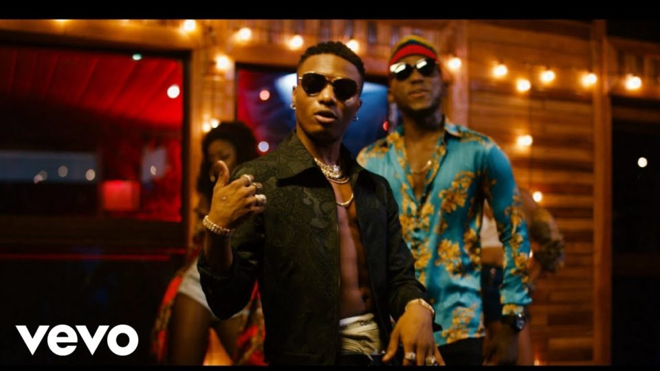 VIDEO: DJ Spinall & Wizkid – Nowo