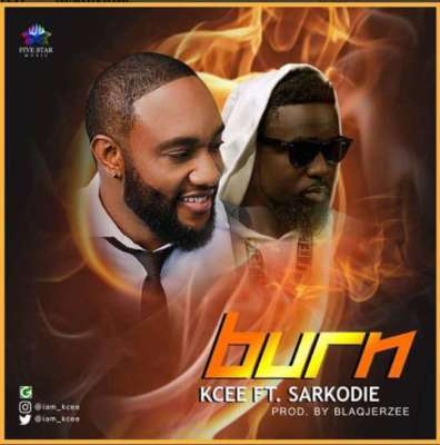 Fresh: Kcee – Burn ft. Sarkodie