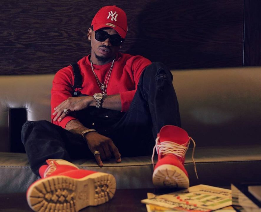 Diamond Platinumz Announces New Label Branch, Calls For Talented Kenyan Artistes