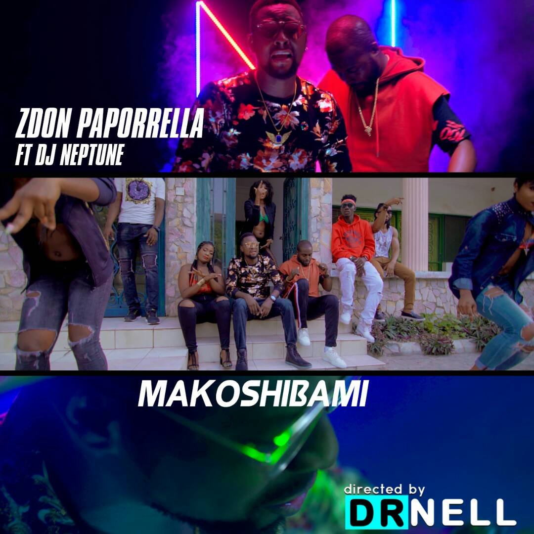 VIDEO: Zdon Paporrella ft. Dj Neptune – Makoshibami