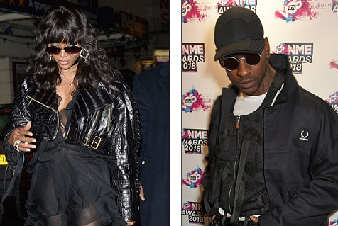 Naomi Campbell & Rapper Skepta Appear To Confirm Relationship