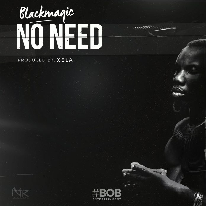 Music: Blackmagic – No Need