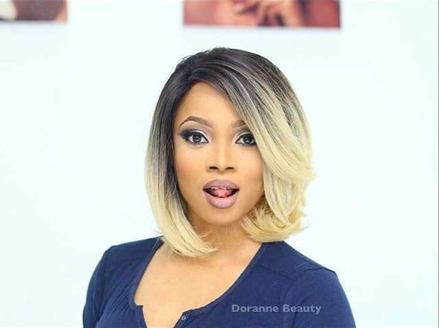 Toke Makinwa Talks On Her Kind Of Guys