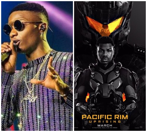 This Is How Wizkid Reacts To 'Daddy Yo' Listed In Upcoming Sci-Fi Movie Pacific Rim Uprising's Soundtrack