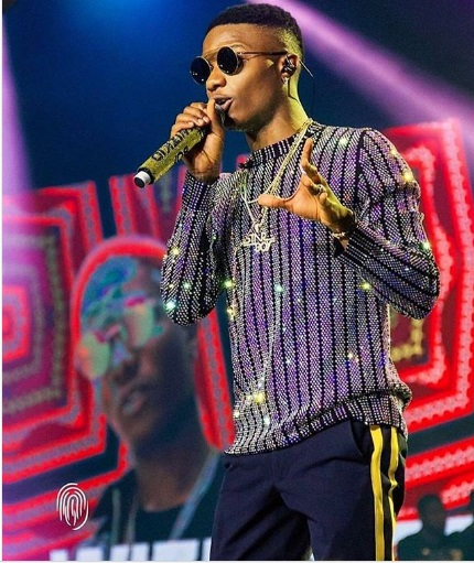 Watch Wizkid Have The Time Of His Life At Yesterday's Brit Awards In London